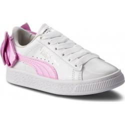 Puma Girl Basket Bow Patent