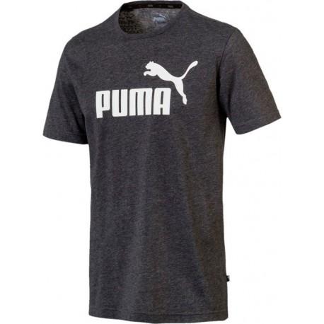 Puma Elevated Ess Tee Heather grey