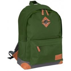 Τσάντα backpack Avento green
