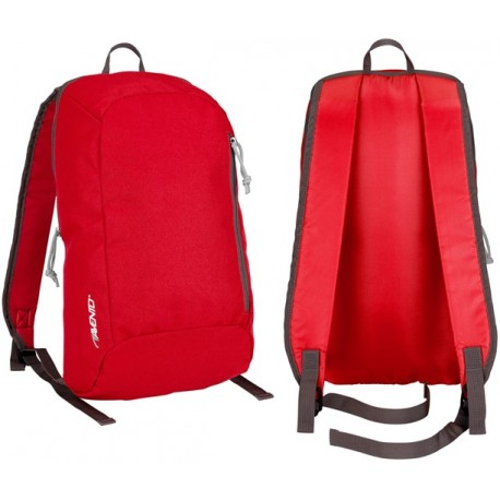 Backpack Avento red