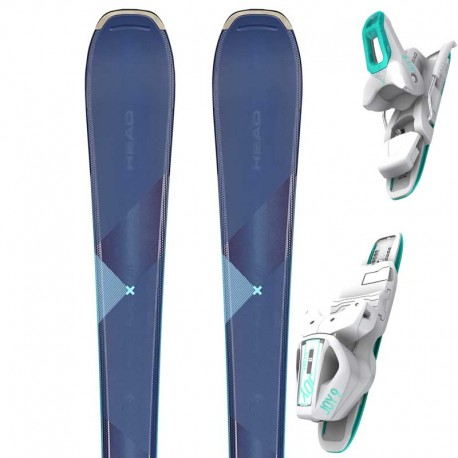 Ski HEAD Pure Joy SLR + Joy 9 GW (2020)