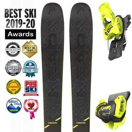 Ski HEAD Kore 93 + ATTACK 13 GW (2020)