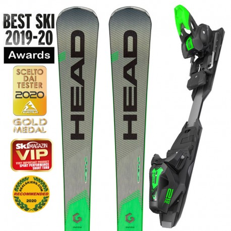 Ski HEAD Supershape i.Magnum SW +PRD 12 GW (2020)