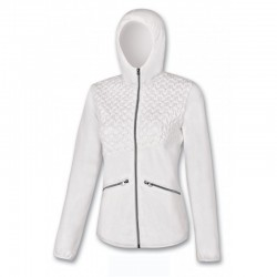 Women fleece ASTROLABIO wht