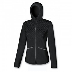 Women fleece ASTROLABIO black