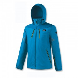 Kid's jacket Ski ASTROLABIO blue