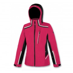 Kid's jacket Ski pink ASTROLABIO