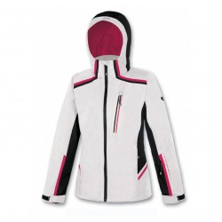 Kid's jacket Ski ASTROLABIO white