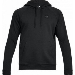 Under Armour Rival Fleece Po Hoodie black