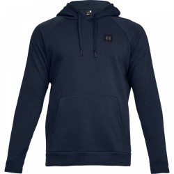 Under Armour Rival Fleece Po Hoodie navy