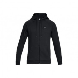 Under Armour Rival Fleece Full-zip Hoodie black