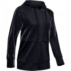 Under Armour Synthetic Fleece Fullzip Mirage Black