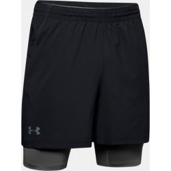 Under Armour Qualifier 2-in-1 Black