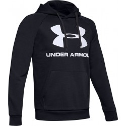 Under Armour Rival Fleece Logo Black