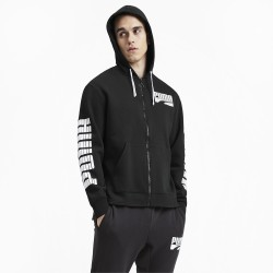 Puma Rebel Bold FullZip Men's Hoody