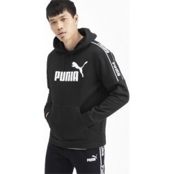 Puma Amplified Hoody Fleece black