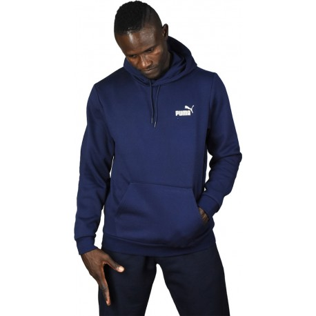 Puma Essentials Hoody Fleece blue