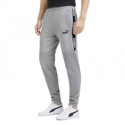 Puma Amplified Fleece Men's pants grey