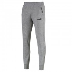 Ανδρική φόρμα Puma Essential Logo Pants Fleece grey