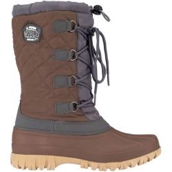 Apre ski boots anthracite/brown