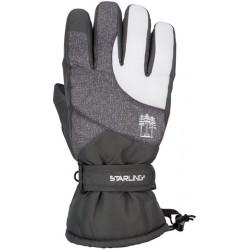 Ski Gloves anthracite/white