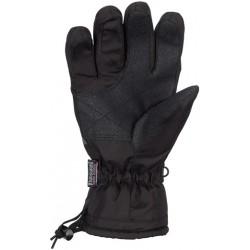 Ski Gloves anthracite/blue