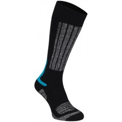 Ski Socks blue/black