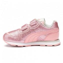 Puma Jr Vista Glitz V PS pink