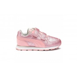 Puma Jr Vista Glitz V PS pink