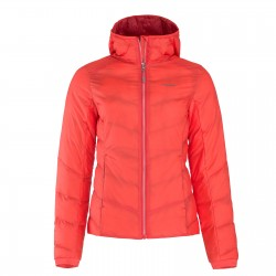 HEAD Tundra Hoody Women's red