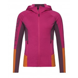 HEAD Midlayer Madelyn FZ Women's pink/orange