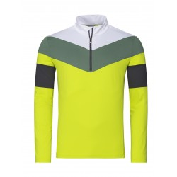 HEAD MARVIN Midlayer Men's yellow