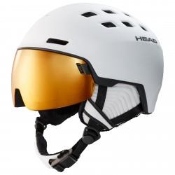 HEAD Helmet Ski RACHEL POLA white