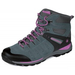 Women's trekking shoes grey/pink ASTROLABIO