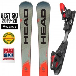 Ski HEAD Superhape i.Rally SW + PRD12 GW (2020)