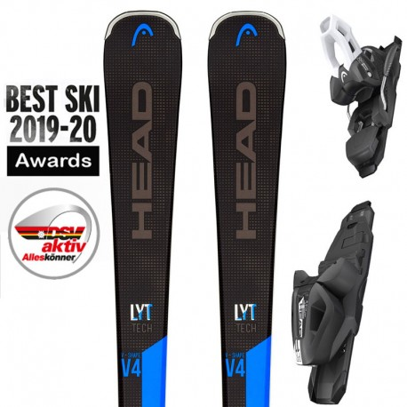Ski HEAD V-Shape V4 SW LYT-PR + PR 11 GW (2020)