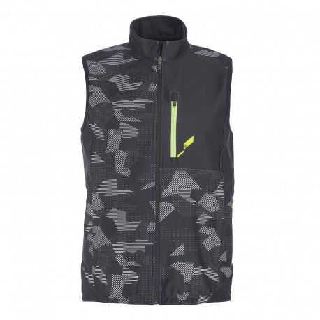 HEAD Race Lightning Team Vest JR BK