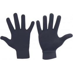 Gloves Knitted dark blue Avento