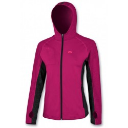 Women's sweater dry fit purple ASTROLABIO