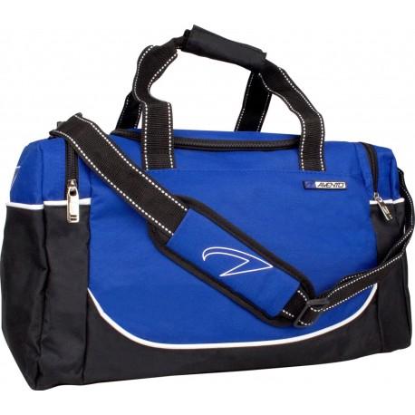 Sports bag black/blue Avento