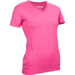 Sports Shirt Women's fuchsia Avento