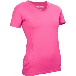 Γυναικεία αθλητική μπλούζα φούξια Avento