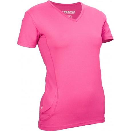 Sports Shirt Women's fuchsia Avento