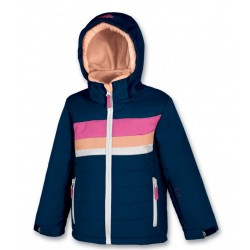 Kid's jacket ski navy ASTROLABIO