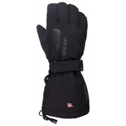Adult's Gore-Tex skiing glove black ESKA