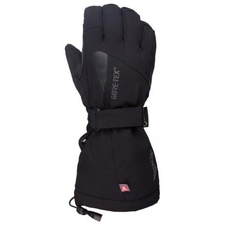 Γάντια σκι Gore-Tex black ESKA