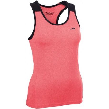 Sports Top Women pink/black Avento
