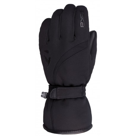Women's Ski Glove Waterproof  LEA  SHIELD ESKA black