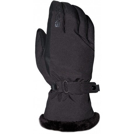 Women's Ski Glove GINGIN SHIELD ESKA black