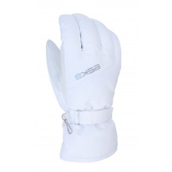 Women's Ski Glove LUNA ESKA white